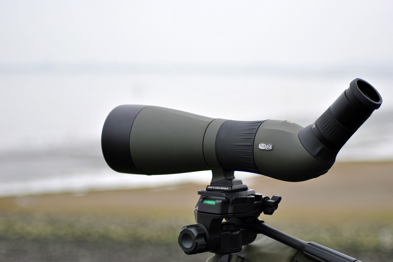 Spotting Scope for crossbow hunting